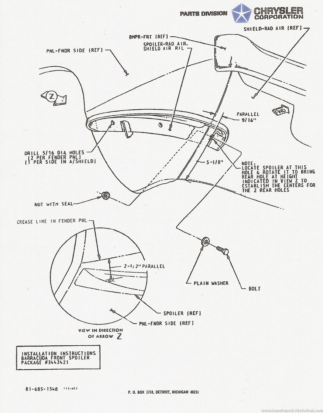 66 galaxie wiring diagram