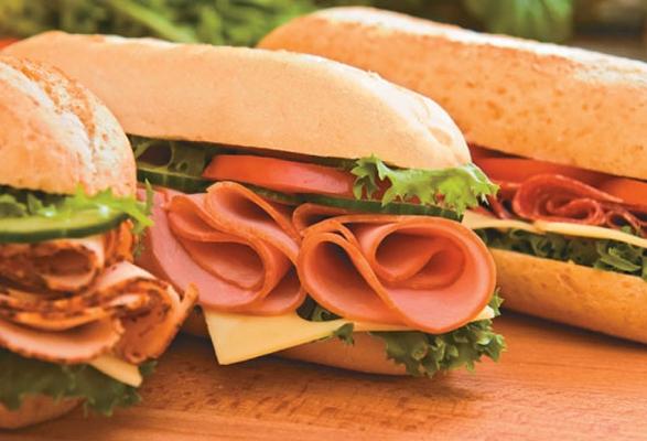 Hana Picnic Lunch Sandwiches