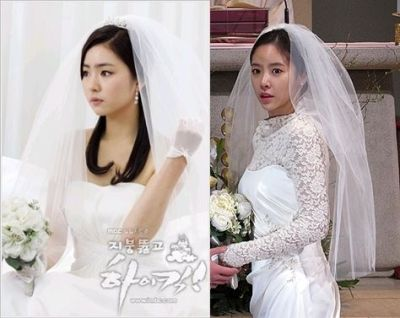 [ChanMi's take] Shin Se-kyung and Hwang Jung-eum wearing a ...