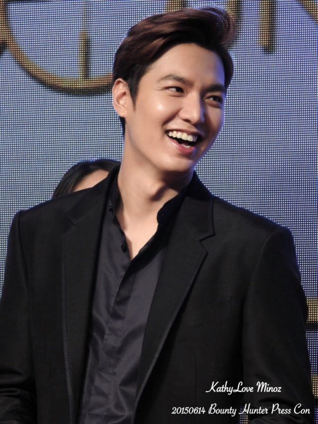 Daily New Hd Wallpaper Quot Bounty Hunters Quot Lee Min Ho Quot It S Going To Be A Fun Movie