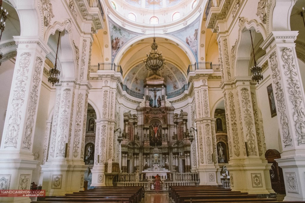 beautiful catholic church in havana cuba
