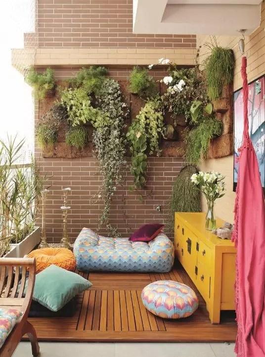Decoración de terrazas pequeñas ideas para aprovechar el espacio - Decoracion De Terrazas Con Plantas