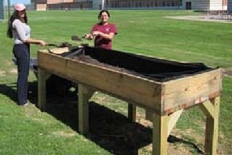 Gives Examples Of New Improvements For Garden Boxes