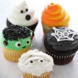 Small Crop Of Pictures Of Cupcakes