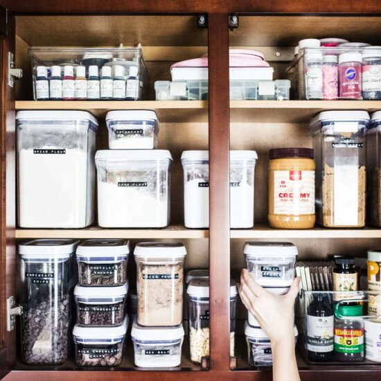 How to Organize Your Pantry - Handle the Heat