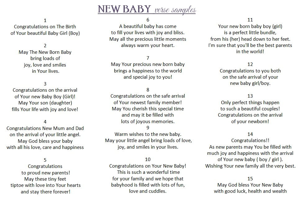 congrats new baby card - Akbagreenw