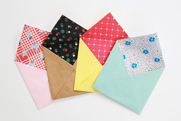 Diy Envelopes For Pen Pals Handmade Charlotte