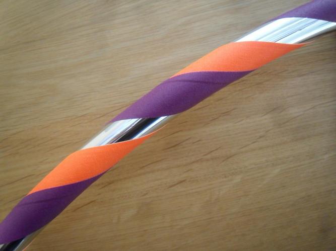 Medium Of Orange And Purple