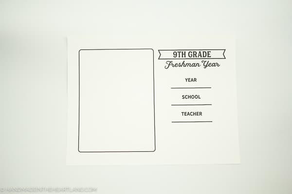 Free School Work Organization Printables Handmade in the Heartland
