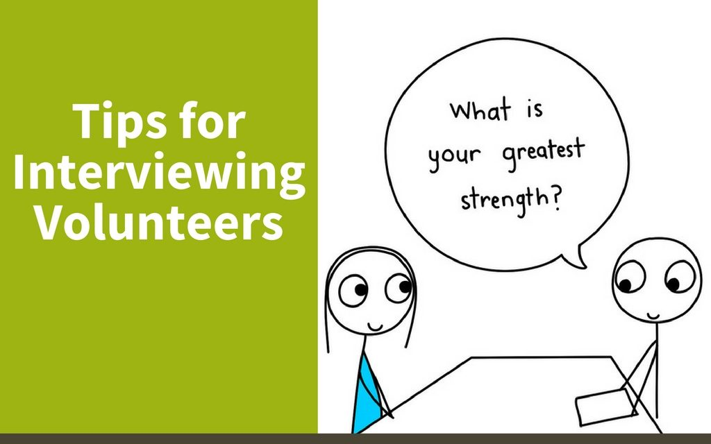 Tips for Interviewing Volunteers \u2013 HandsOn Maui