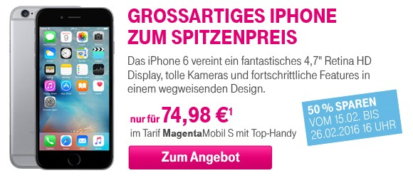 telekom mobilfunk online deals im februar handy dsl tarif info. Black Bedroom Furniture Sets. Home Design Ideas