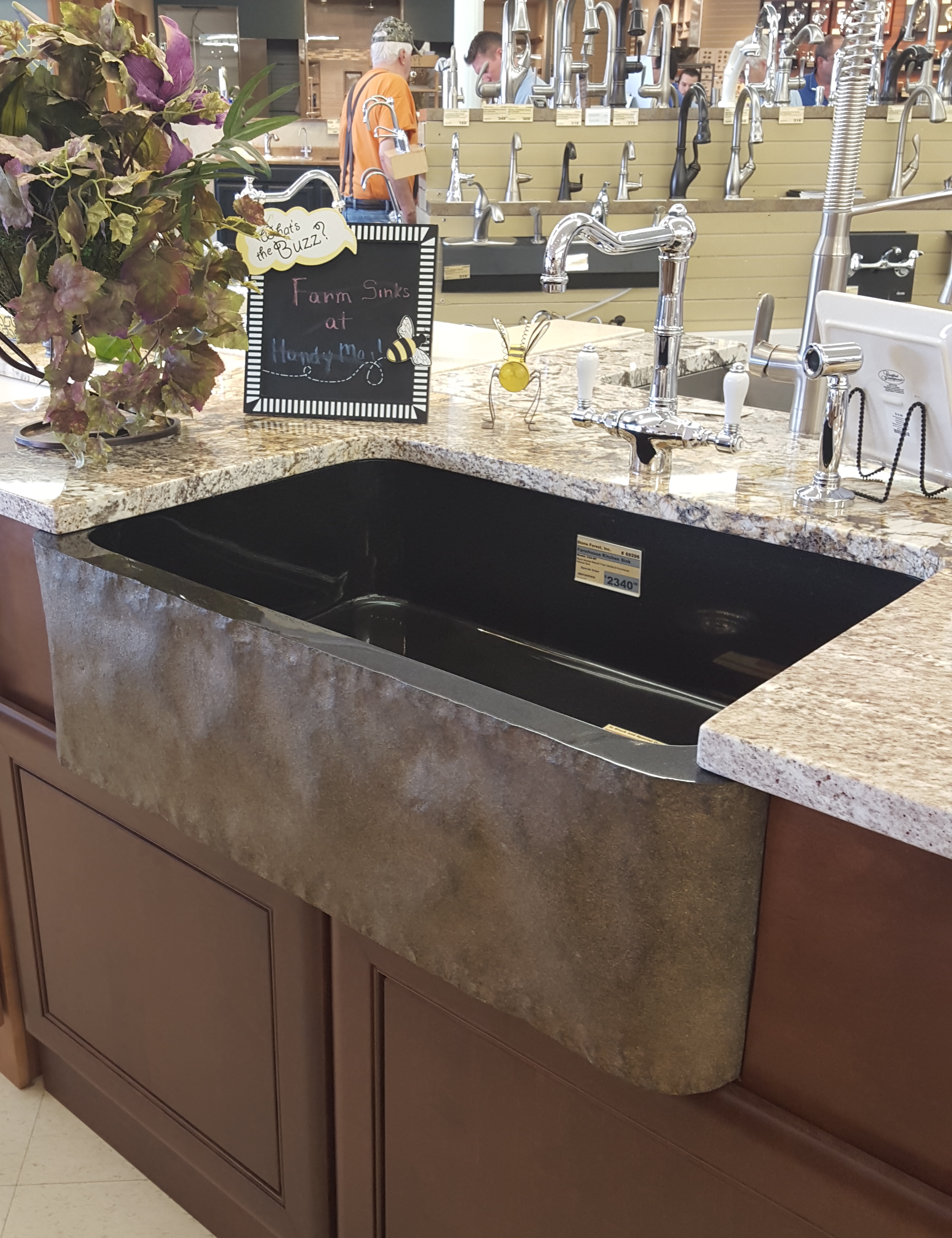how to shop for your kitchen sink stone kitchen sink Stone yes solid rock is also an option for your kitchen sink Stone sinks are typically carved out of a single piece of rock giving your kitchen a
