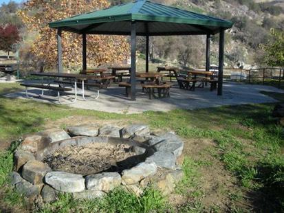 Pine Flat Lake, Island Park Recreation Area - Deer Creek Point