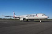 Første amerikanske produserte A321 levert til American Airlines
