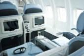 Fly businessklasse så mye du vil for 300.000 kroner!
