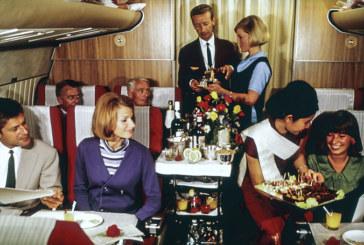 Se bildene: Da luksusmat ombord var en opplevelse for alle