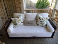 swinging beds - 28 images - outdoor porch bed swing ...