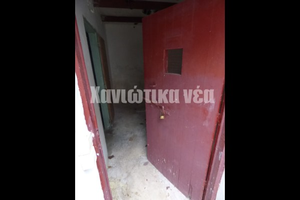 Τα κρατητήρια της παλιάς Ασφάλειας στην οδό Ι. Σφακιανάκη