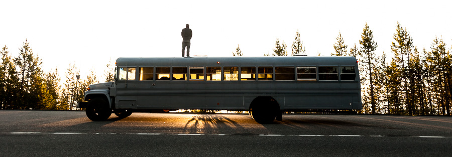 Hank Bought A Bus Sometimes the best plan is to not have one\u2026
