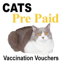 Cat Pre Paid Vaccination