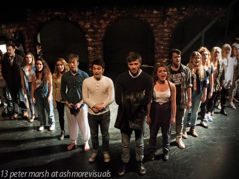 Rent Musical Warwick Arts Centre