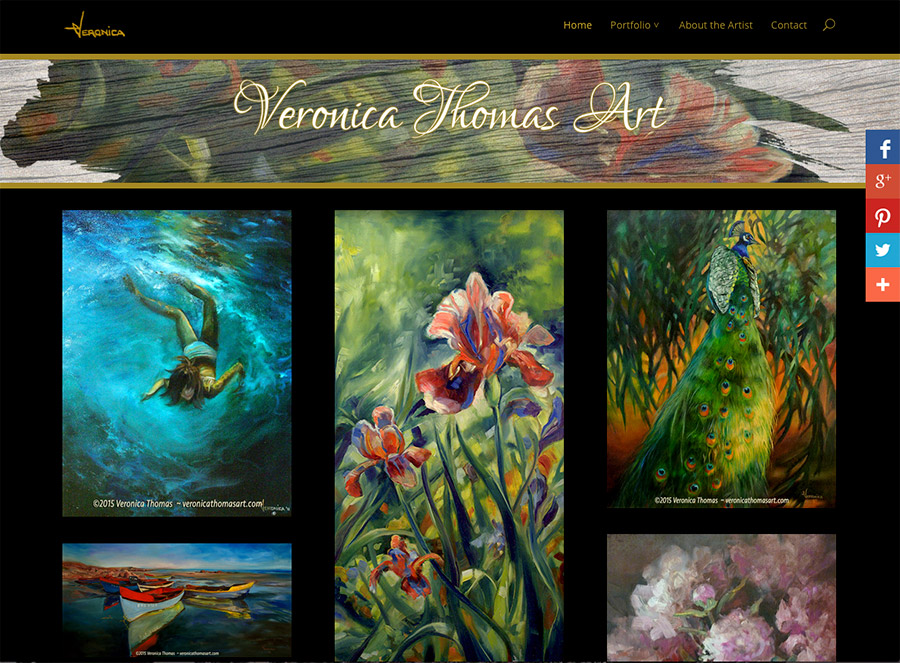 Hannah West Web Design - Empowering Artists Online