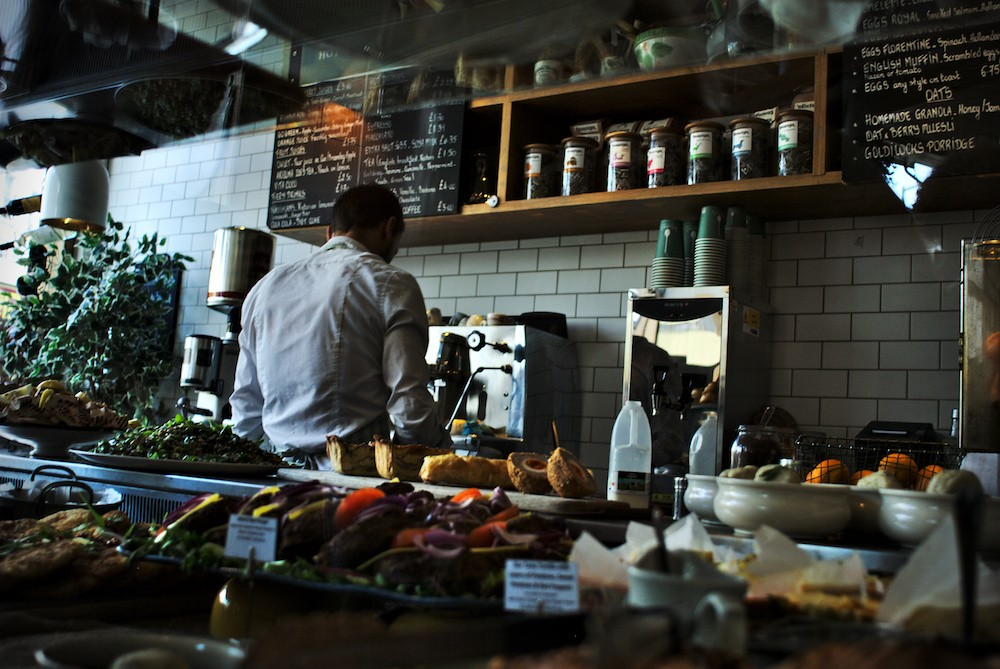 Getting inspired by Chef's Table - Hanna's Places