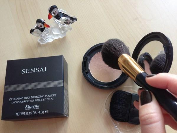 Kanebo Sensai bronzing powder