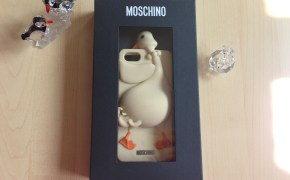 Moschino Luisa iPhone case