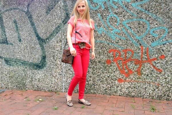 Mango slippers & Zara shirt