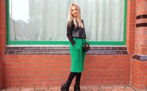 Asos skirt & Zara shirt