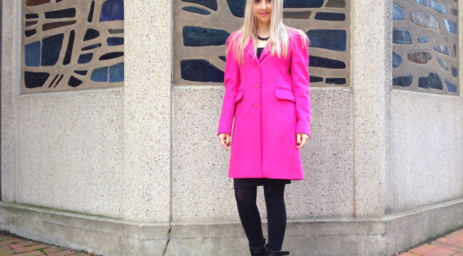 Be Bold in Pink With Pinko
