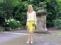 Patrizia Pepe Kleid & Fashion blogger