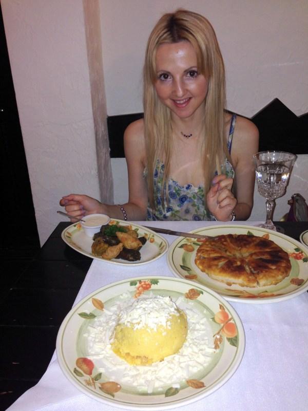 Restaurant-Muzeu Vatra Neamului Chisinau