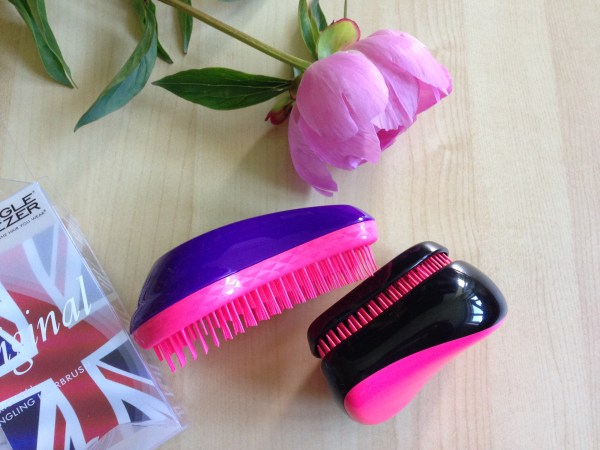 Tangle Teezer hair brush