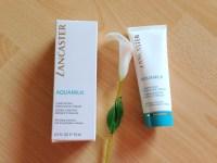 Lancaster Aquamilk Hand & Nagel Creme & Beauty Blog