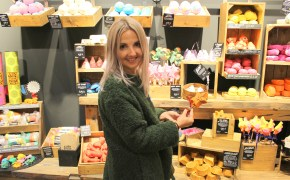 Fashion blogger / Lush Event