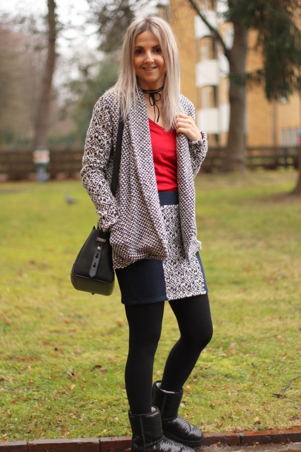 Scotch & Soda Sweat-Shirt Outfit