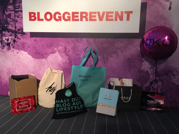 Ernst August Galerie Blogger Event 2017 - #eaghbloggerevent