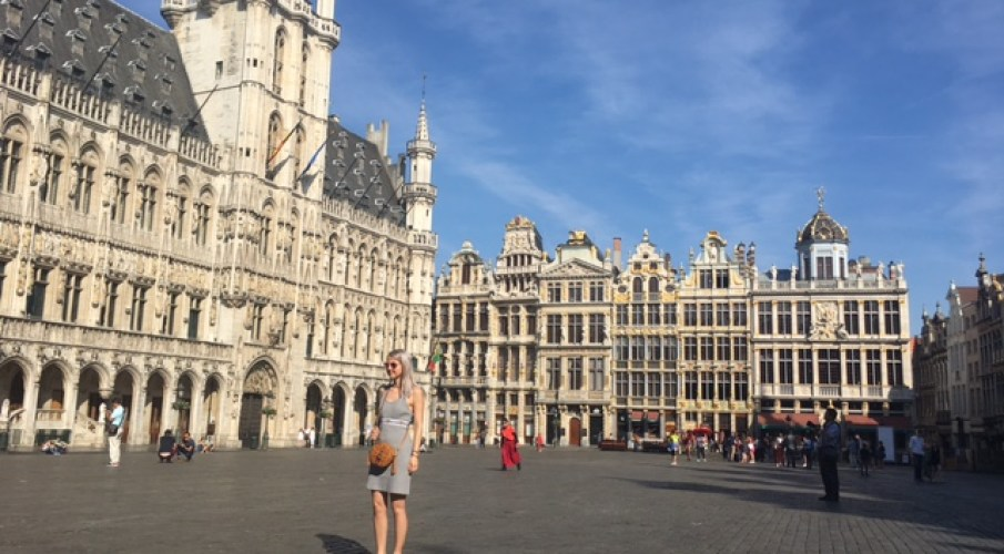 Brussels - More than Waffles and Fritts