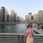 Dubai Marina, Travel Blogger