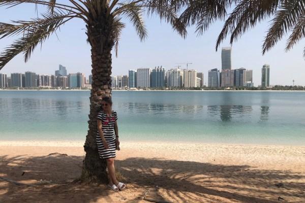 Modeblogger aus Hannover, Reiseblog aus Hannover, Abu Dhabi