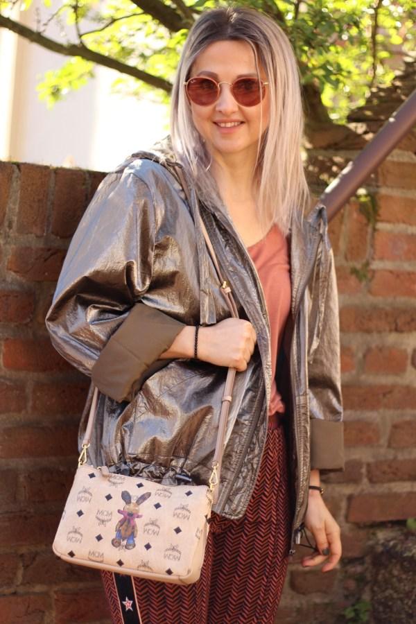 Modeblogger aus Hannover, Promod Jacke, Mcm Rabbit Tasche, Fashion Blogger