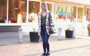 Modeblogger aus Hannover / Beautyblogger, Gvanta Baier, Promod Blazer, Gucci Sneaker
