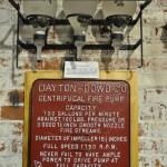 Dayton-Dowd Co. Centrifugal pump panel