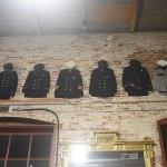 Dress uniform coats