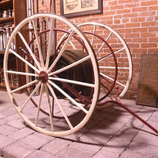 Wirt Knox Hose Reel early 1900s