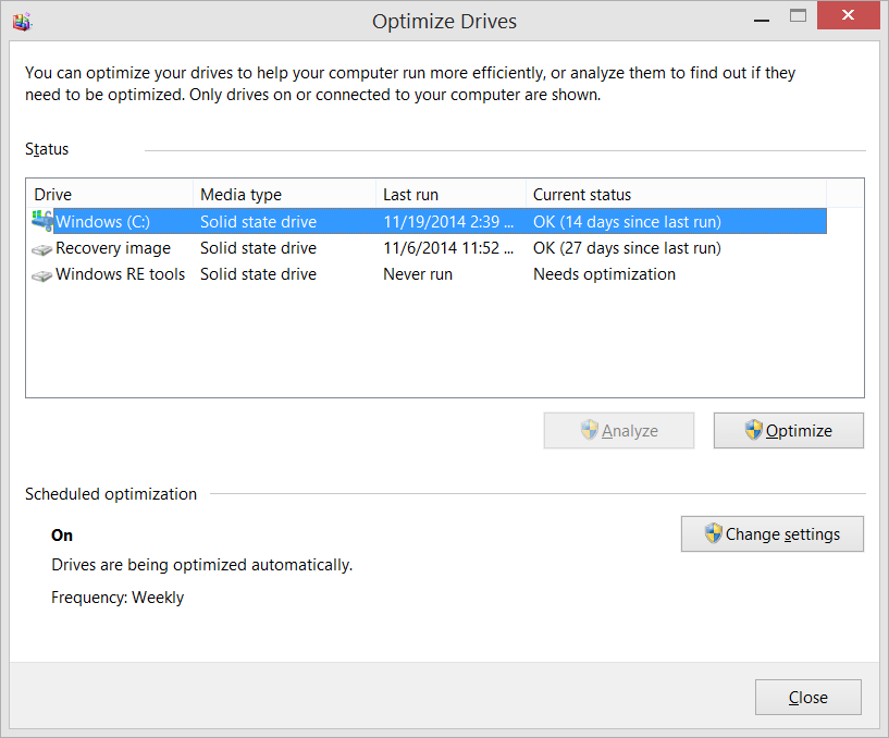 Does Windows really defrag your SSD?