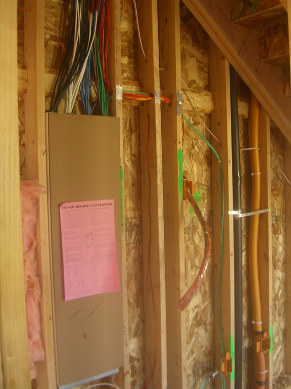 Wiring the new house for a Home Network - Scott Hanselman