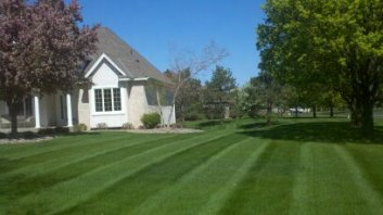 Lawn Mowing in Woodbury, MN